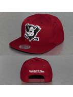 Mitchell & Ness Snapback Cap Board Mighty Ducks red