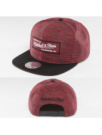 Mitchell & Ness Snapback Cap Prime Knit red