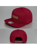 Mitchell & Ness snapback cap Uptown rood