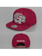 Mitchell & Ness Snapback Cap Black and White Arch Cleveland Cavaliers rot