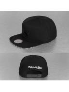 Mitchell & Ness Snapback Cap Geo-Tech NHL San Jose Sharks schwarz