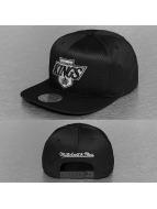 Mitchell & Ness Snapback Cap Jersey Mesh NHL LA Kings schwarz