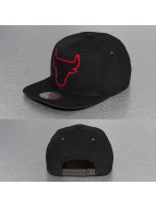 Mitchell & Ness Snapback Cap Filter NBA Chicago Bulls schwarz