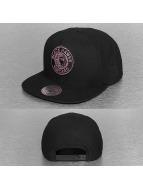 Mitchell & Ness Snapback Cap Motion NHL Chicago Blackhawks schwarz