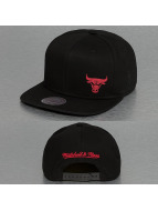 Mitchell & Ness Snapback Cap Absolut NBA Chicago Bulls schwarz