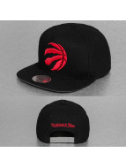 Mitchell & Ness Snapback Cap Melton Proper Toronto Raptors schwarz