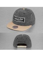 Mitchell & Ness Snapback Cap Static 2 Tone schwarz