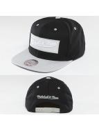 Mitchell & Ness Snapback Cap Box Logo schwarz