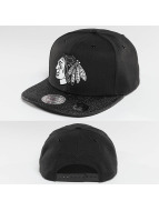 Mitchell & Ness Snapback Cap NHL Ultimate Chicago Blackhawks schwarz