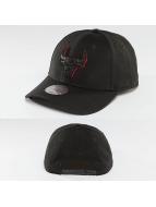 Mitchell & Ness Filter 2.0 Chicago Bulls Snapback Cap Black