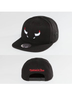 Mitchell & Ness Snapback Cap NBA Elements Chicago Bulls schwarz