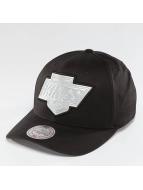Mitchell & Ness Snapback Cap NHL Hyper 110 Flexfit LA Kings schwarz