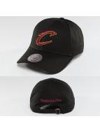 Mitchell & Ness Snapback Cap NBA Team Logo Low Pro Cleveland Cavaliers schwarz