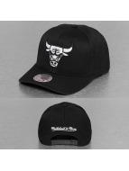 Mitchell & Ness Snapback Cap 110 Chicago Bulls schwarz