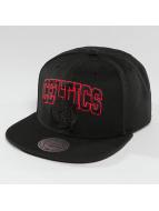 Mitchell & Ness Snapback Cap Red Pop Boston Celtics schwarz