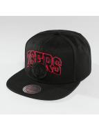 Mitchell & Ness Snapback Cap Red Pop Philadelphia 76ers schwarz