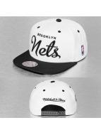 Mitchell & Ness Snapback Cap Sonic Brooklyn Nets weiß