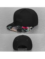 Mitchell & Ness snapback cap Floral Infill zwart