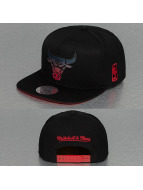 Mitchell & Ness snapback cap Gradient NBA Chicago Bulls zwart