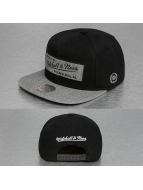 Mitchell & Ness snapback cap Heather zwart