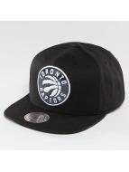 Mitchell & Ness snapback cap NBA Dark Hologram Toronto Raptors zwart