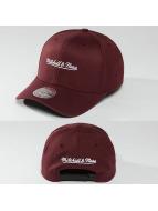 Mitchell & Ness Snapback Caps 110 The Camo & Suede červený