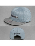 Mitchell & Ness Snapback Caps Meller blå