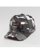 Mitchell & Ness Snapback Caps Woodland Camo And Suede camouflage