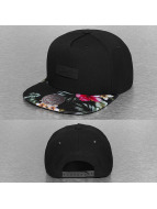 Mitchell & Ness Snapback Caps Floral Infill czarny