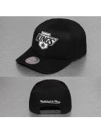 Mitchell & Ness Snapback Caps Black& White Logo 110 LA Kings czarny