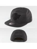 Mitchell & Ness Snapback Caps Cut Heather LA Kings czarny