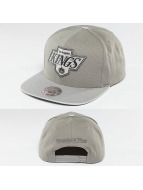 Mitchell & Ness Snapback Caps NHL Serve LA Kings grå