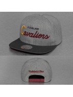 Mitchell & Ness Snapback Caps Tri Pop Special Script Cleveland Cavaliers harmaa