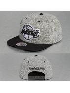 Mitchell & Ness Snapback Caps Grey Duster LA Lakers harmaa