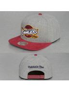 Mitchell & Ness Snapback Caps Heather Micro Cleveland Cavaliers harmaa