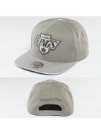Mitchell & Ness Snapback Caps NHL Serve LA Kings harmaa
