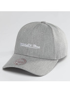 Mitchell & Ness Snapback Caps Team Logo Low Pro harmaa