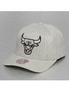 Mitchell & Ness Snapback Caps 110 Chicago Bulls harmaa