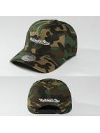 Mitchell & Ness Snapback Caps 110 The Camo & Suede kamufláž