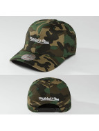 Mitchell & Ness Snapback Caps 110 The Camo & Suede moro