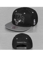 Mitchell & Ness Snapback Caps BGW2 musta