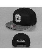 Mitchell & Ness Snapback Caps Melange Infill Chicago Blackhawks musta