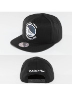 Mitchell & Ness Snapback Caps NBA Dark Hologram Golden State Warriors musta