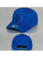 Mitchell & Ness Snapback Caps NBA Tonal Logo High Crown 110 Golden State Warriors niebieski