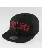 Mitchell & Ness Snapback Caps Red Pop Cleveland Cavaliers sort