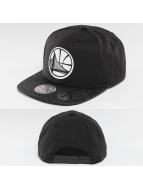 Mitchell & Ness Snapback Caps NBA Ultimate Golden State Warriors svart