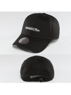 Mitchell & Ness Snapback Caps Team Logo Low Pro Strapback svart