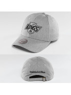 Mitchell & Ness Snapback Caps NHL Team Logo Low Pro LA Kings szary