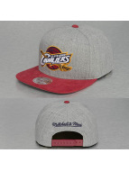 Mitchell & Ness Snapback Heather Micro Cleveland Cavaliers gris