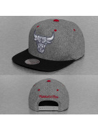 Mitchell & Ness Snapback Greyton Chicago Bulls gris